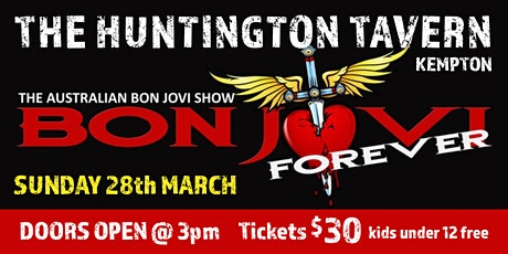 Bon Jovi Forever - Huntington Tavern tickets
