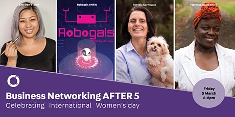 Business Networking After 5: Celebrating International Women's Day tickets