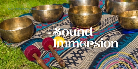 SOUND IMMERSION with Singing Bowls, Gong & Chime @ Jalan Besar Studio tickets