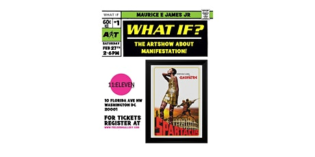OPENING RECEPTION: WHAT IF? tickets