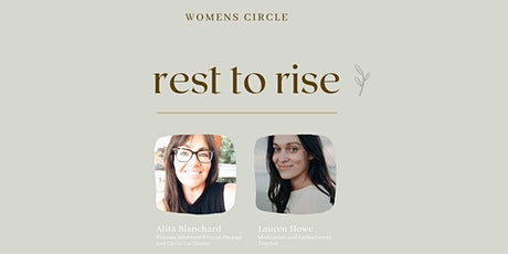 Rest to Rise - Women's Circle, Daleys Point, Central Coast NSW tickets
