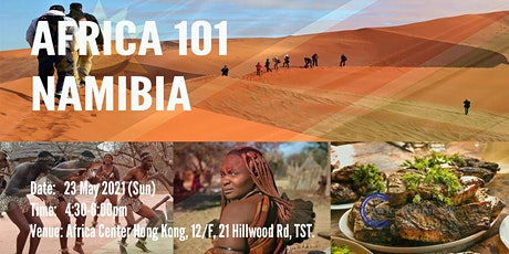 Africa 101 | Namibia tickets