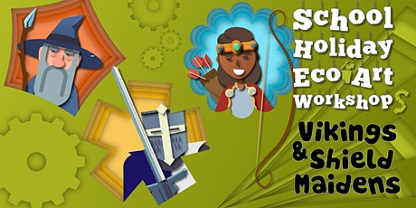 Vikings & Shield Maidens School Holiday Workshop tickets