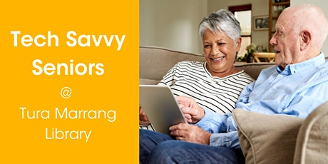 iPads - all your questions answered @ Tura Marrang Library tickets