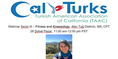 CalTurks Webinar Serisi  – Fitness and Kineseology tickets