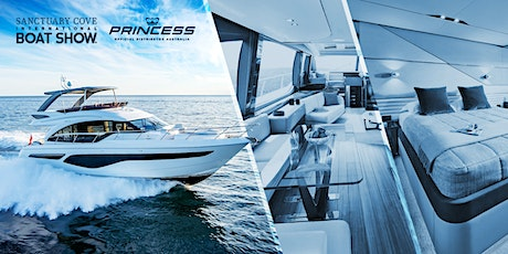 Princess Yachts - Register For Pre Boarding tickets
