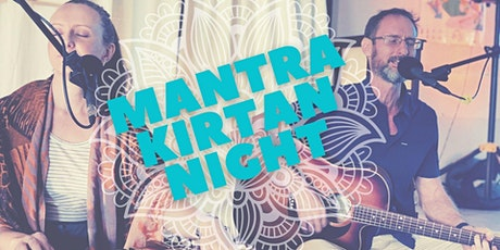 Mantra Kirtan Night - Katherine tickets