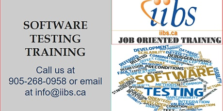 Software Testing Professional Training !!! tickets