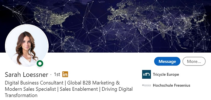 Tricycle Social Selling for Managers image