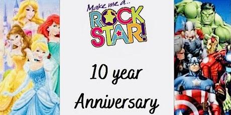 10 Year Anniversary Celebration tickets