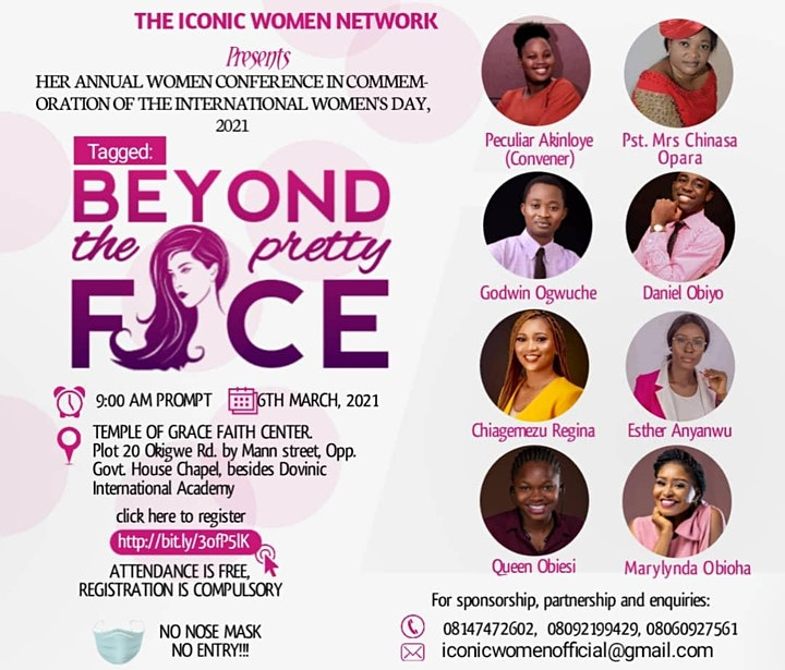 Iconic Women Conference image