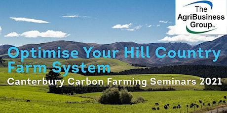 Canterbury Carbon Farming Seminars 2021 (Banks Peninsula) tickets