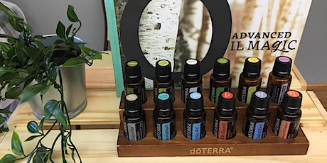 Essential Oils Made Easy - PRODUCT GIVEAWAY + FREE WORKSHOP tickets