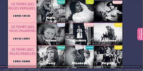 """Présentation de la websérie documentaire """"Mauvaises filles"""" billets"""