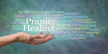Yoga- Pranic Energy Healing tickets
