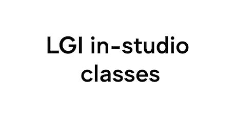 LGI Morning Classes tickets