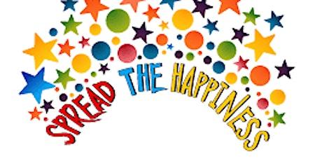 Spread the Happiness - Permission to be a Happy Educator  biglietti