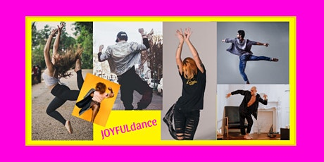 JOYFUL dance - dancing with a difference! tickets