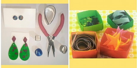 Polymer Clay Jewellery Class (Children) tickets