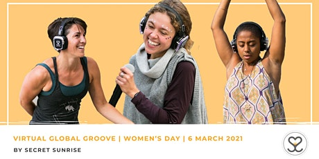 Women's Day | Secret Sunrise Global Groove tickets