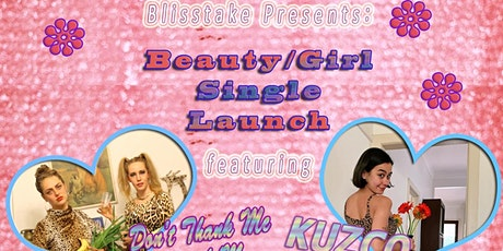 "Blisstake 7"" Launch tickets"