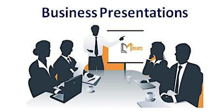 Business Presentations 1 Day Training in Dunedin tickets