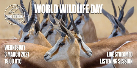 WSRS | Listening Session | WORLD WILDLIFE DAY tickets