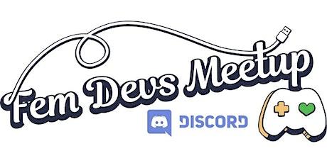 #FemDevsMeetup Digital - Portfolio Review tickets