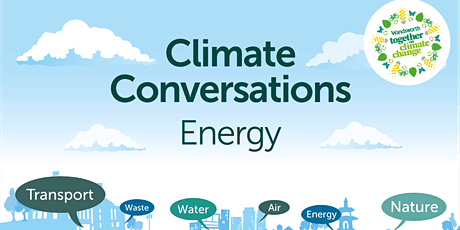 Wandsworth Climate Conversations - Energy tickets