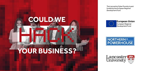 Could We Hack Your Business? tickets