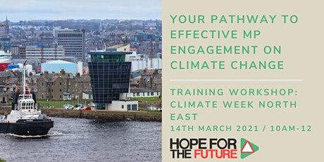 Building Effective Relationships with your MP: Training Workshop tickets