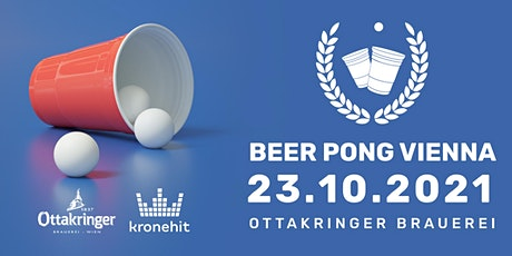 Beer Pong Vienna 2021 tickets