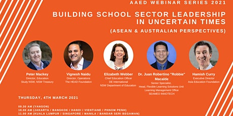 Building School Sector Leadership in Uncertain Times tickets