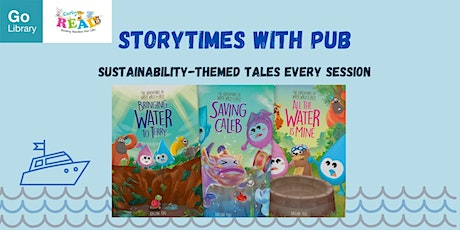 Storytime with PUB for 4-6 yrs old @ Queenstown Public Library | Early READ tickets