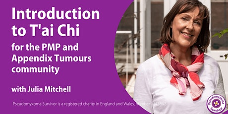 An intro to Tai Chi for those affected by PMP and appendix cancers tickets