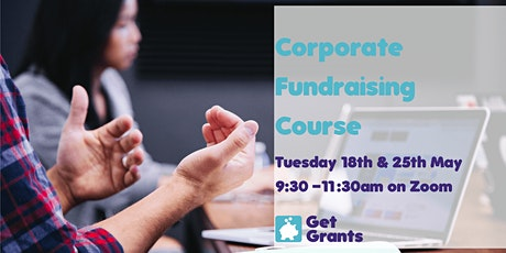Online Corporate Fundraising Course tickets