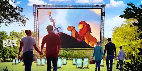 The Lion King (1994) Outdoor Cinema Experience in Sheffield tickets