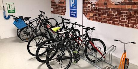 Fahrradfreundlicher Arbeitgeber: Online-Vorstellung Tickets