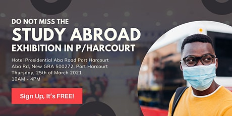 Study Abroad Exhibition In PortHarcourt tickets