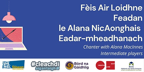 FAL5 - Feadan le Alana // Chanter with Alana tickets