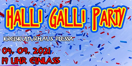 Halli-Galli-Party in Plessa Tickets