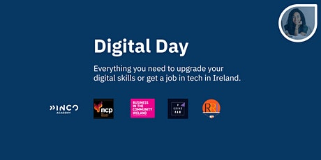 Digital Skills Open Day tickets