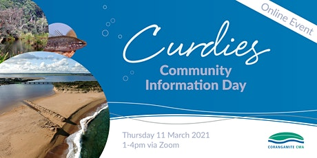Curdies Community Information Day tickets