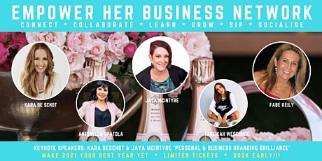 EMPOWER HER BUSINESS - BRANDING BRILLIANCE tickets