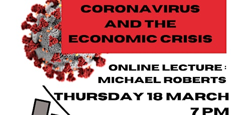 Coronavirus and the economic crisis entradas