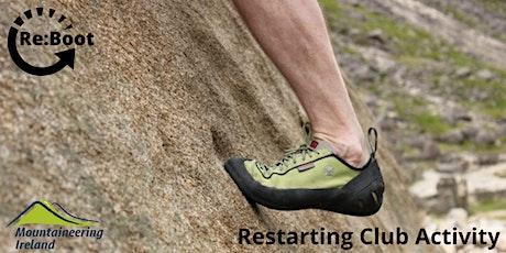 Re:Boot - Climbing Clubs tickets