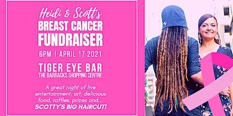 Heidi & Scott's Breast Cancer Fundraiser tickets