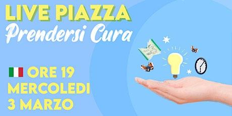 Hub Dot  Italian Live Piazza - Marzo 2021 biglietti