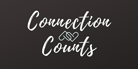 Connection Counts Conference tickets