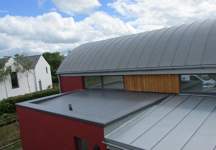 Versatile and durable GRP Roofing Systems and how they differ image